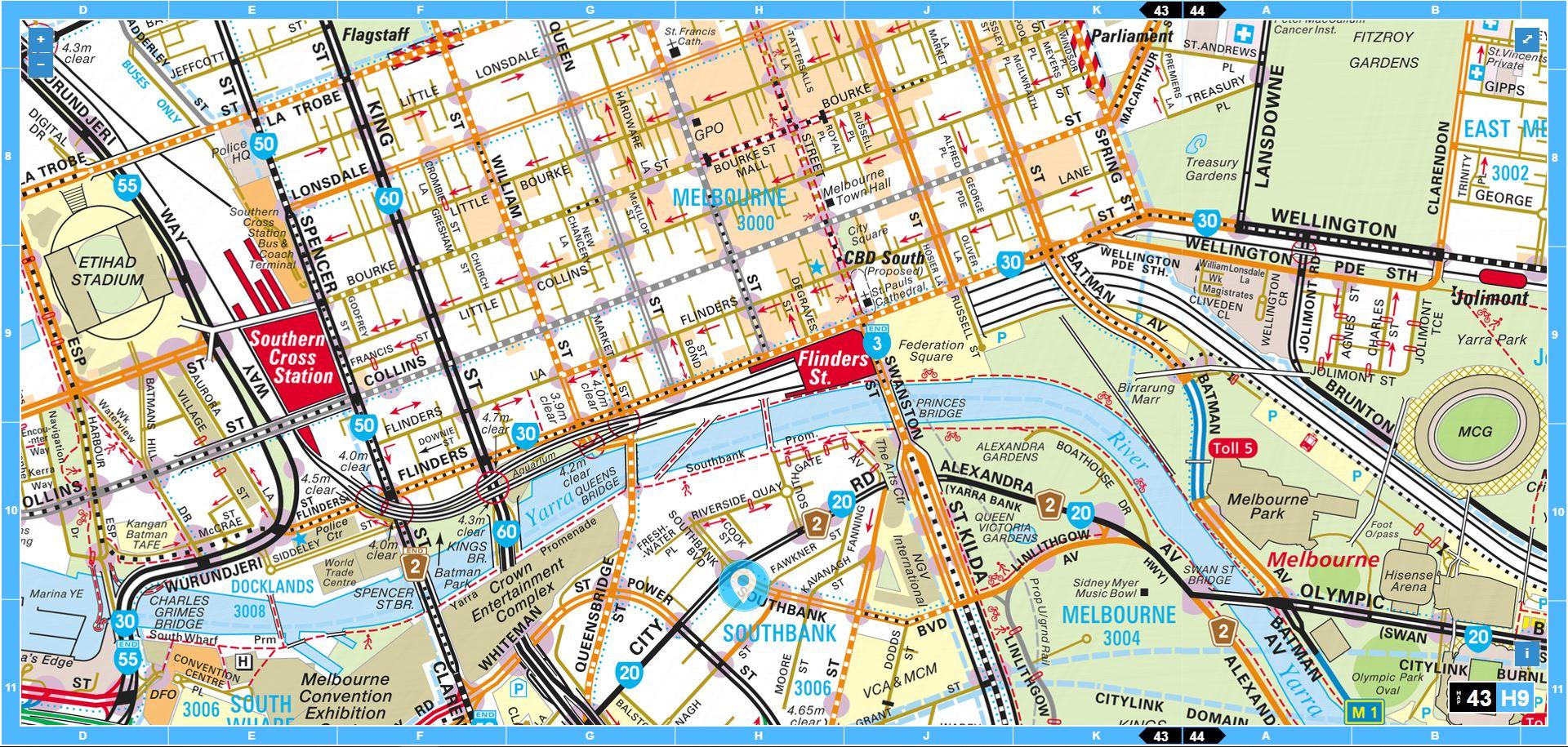 5009 70 Southbank Blvd SOUTHBANK VIC 3006